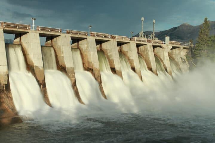 barrage energie renouvelable