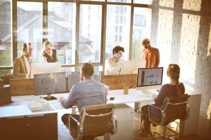bureau de PME
