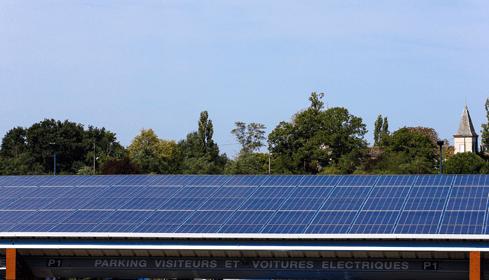 toit photovoltaique