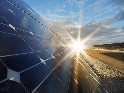 soleil Photovoltaique