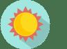 icone soleil