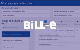 Image BILL-e, votre espace client