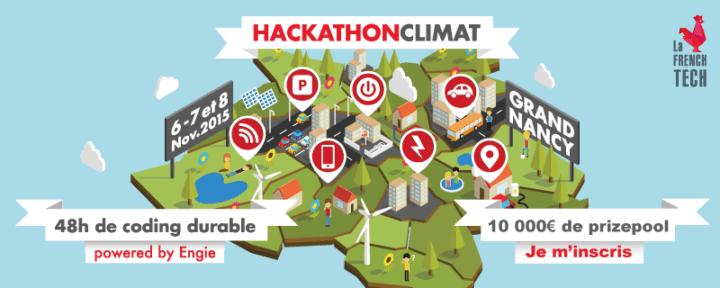 hackathon climat nancy