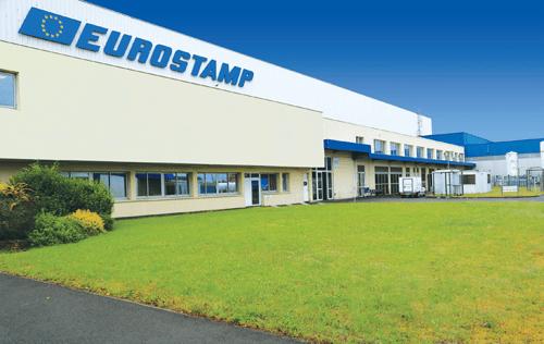 extérieur Eurostamp