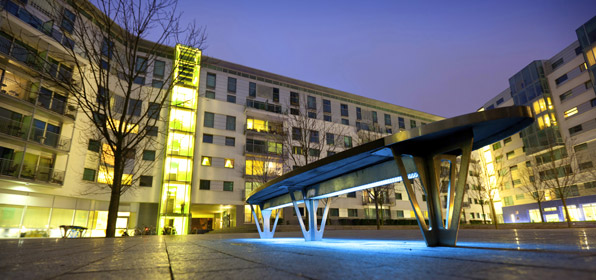 immeuble eclairage