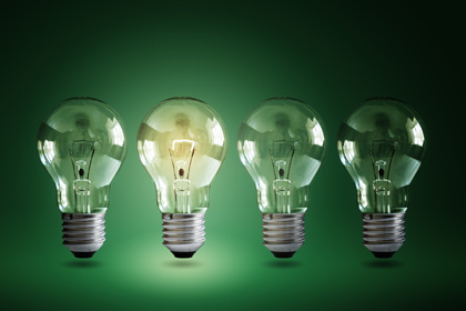 quatre ampoules